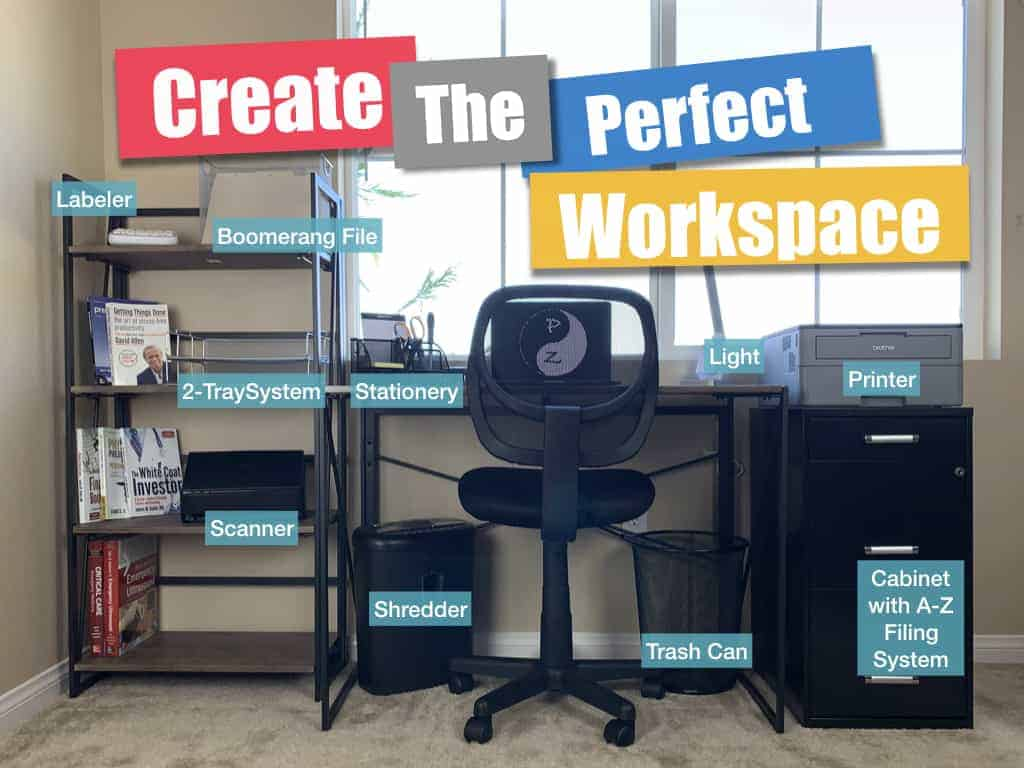 Create the perfect workspace