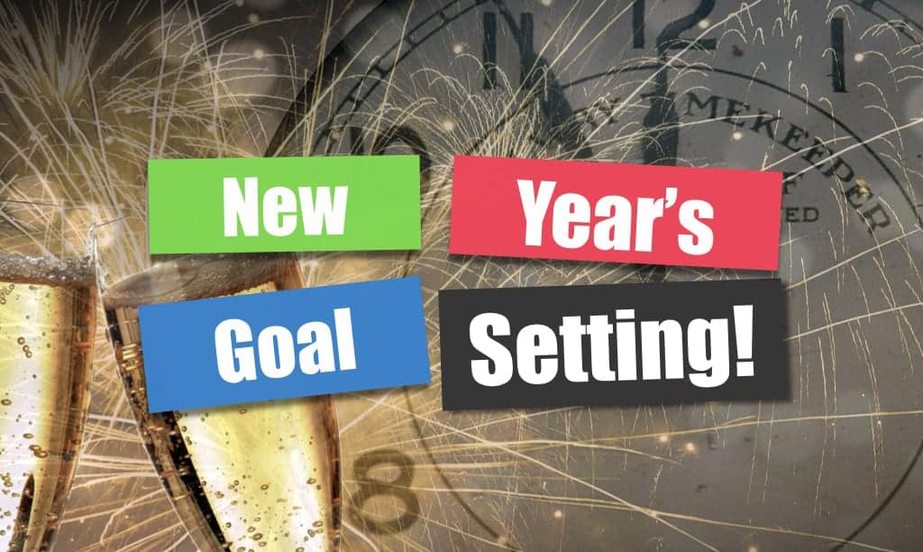 New Years Goal Setting